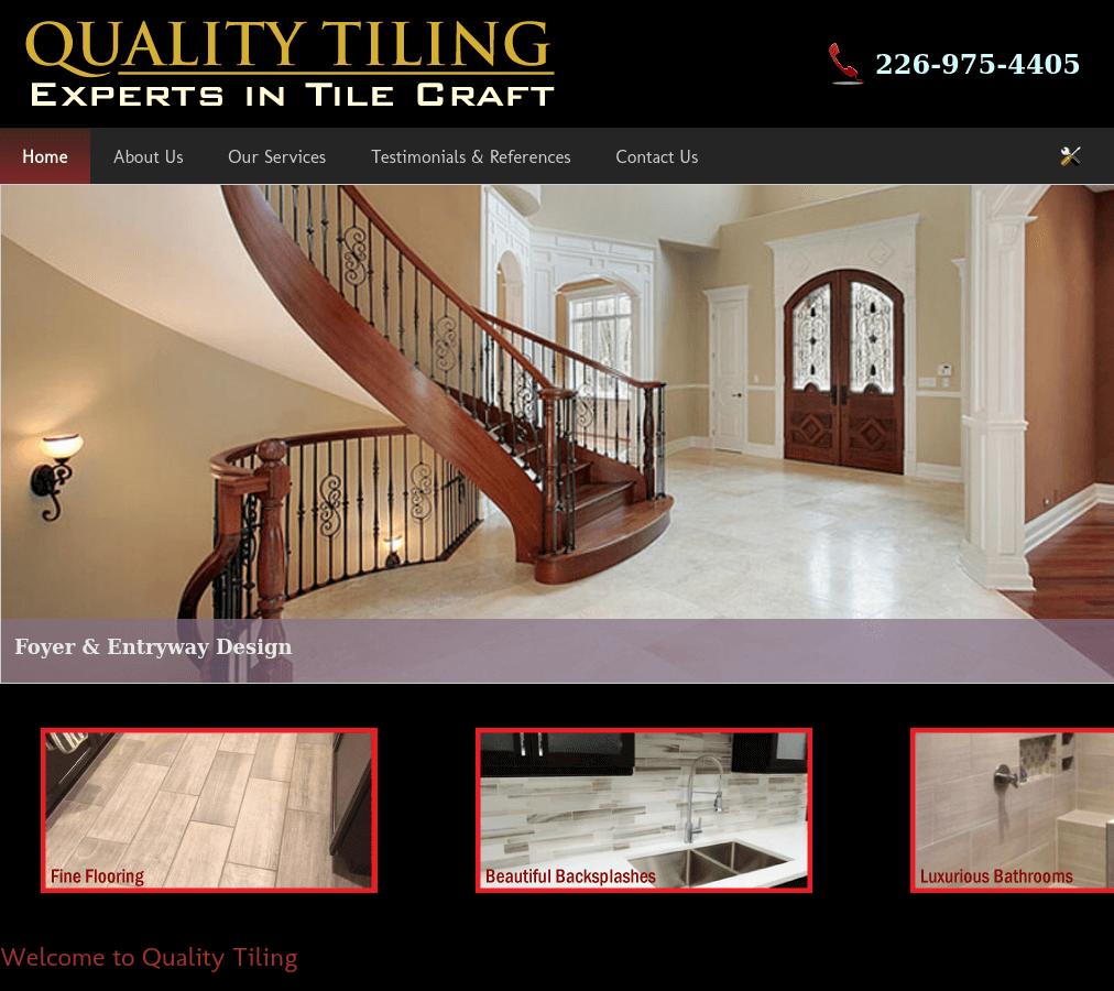 Quality Tiling